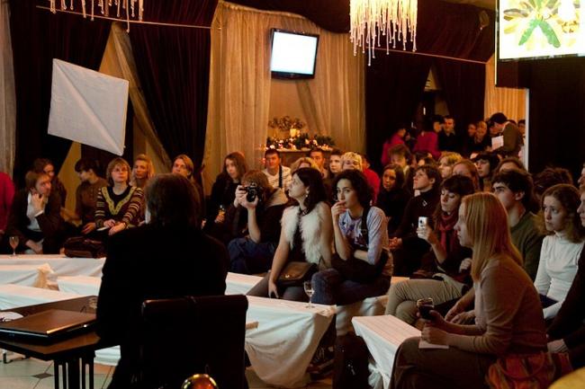 Аудитория на лекции Сергея Скуратова. Фотография предоставлена: SPeeCH