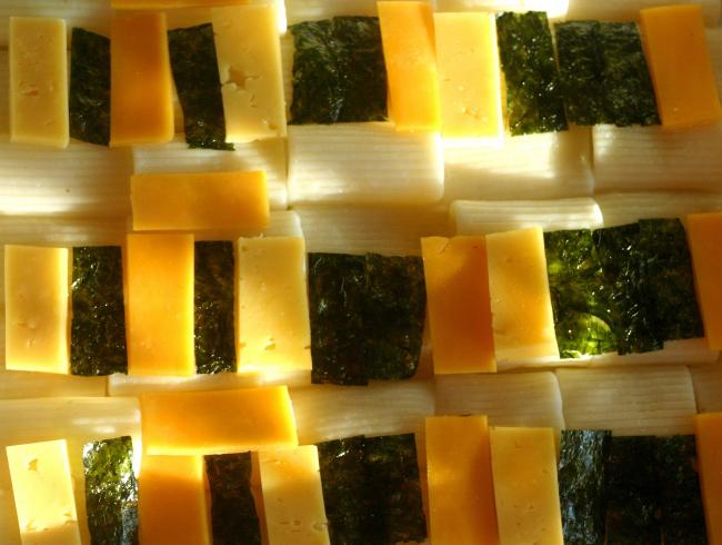 Дома из еды – фотографии Марины Игнатушко. Дом – «Белое солнце»
