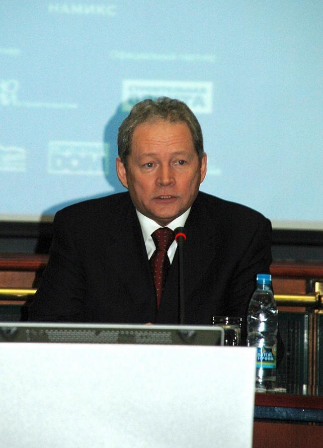 Приветственное слово Министра регионального развития РФ Виктора Басаргина