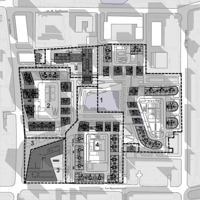 Проект «Садовые кварталы»