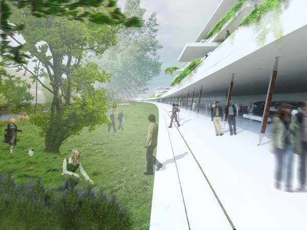 Агротекс в ландшафтном дизайне