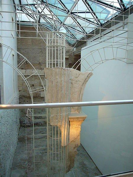 Национальный Римский музей в крипте Бальби