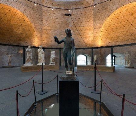 Национальный Римский музей в Термах Диоклетиана