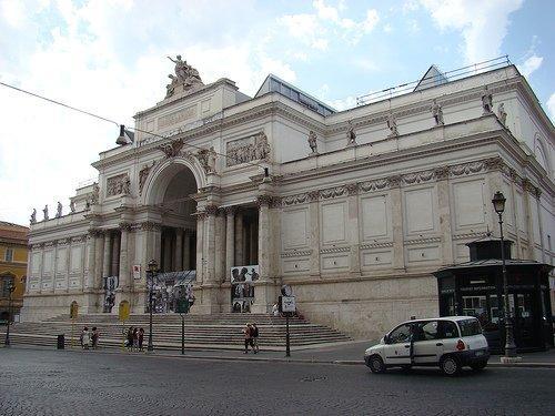 Дворец Выставок. 1876–1882