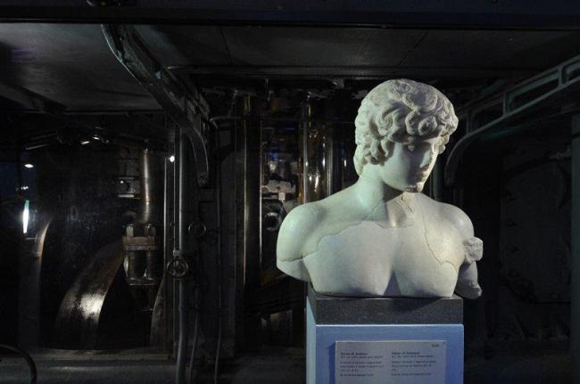Музей Монтемартини. Фото © Павел Отдельнов