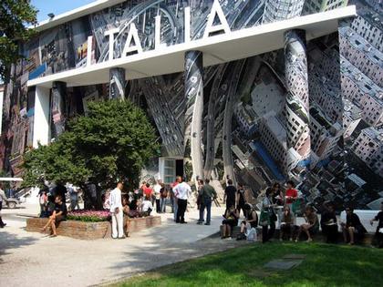 Павильон Италии на 10-й Венецианской Биеннале