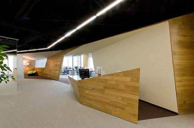 Офис Yandex в Екатеринбурге. Za Bor Architects