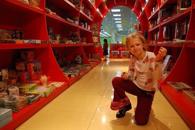 Магазин игрушек «Играем вместе».