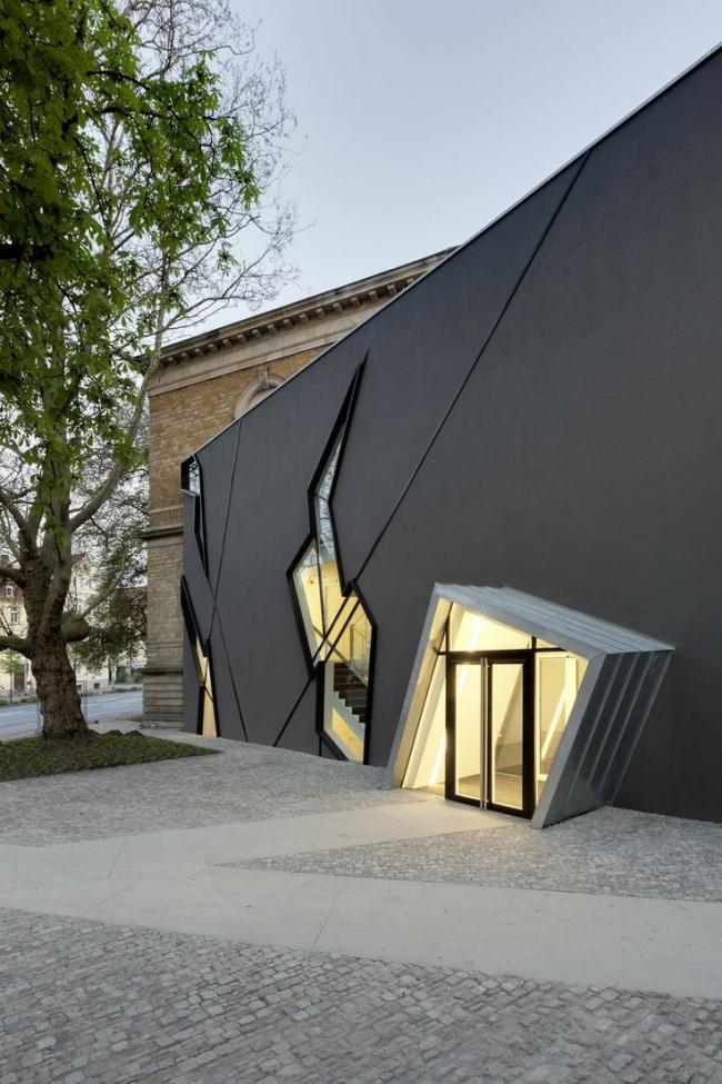 Музей Феликса Нуссбаума - новое крыло. Фото © Bitter Bredt