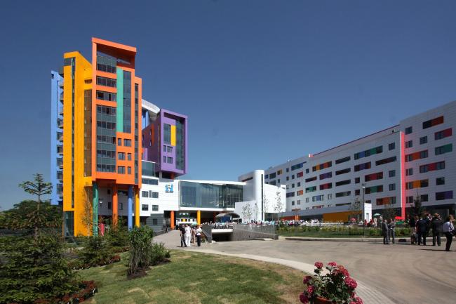 детский центр гематологии иммунологии: