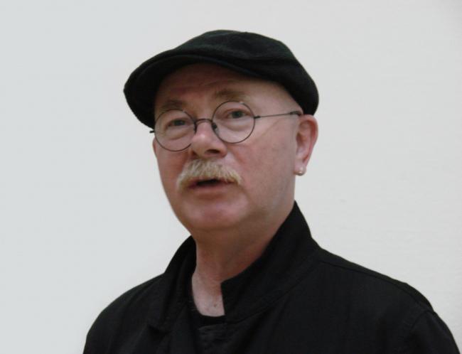 Евгений Асс, архитектор, профессор МАрхИ. Фотография Юлии Тарабариной, 2009