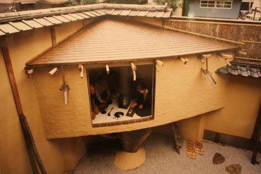 Экспозиция в павильоне Японии