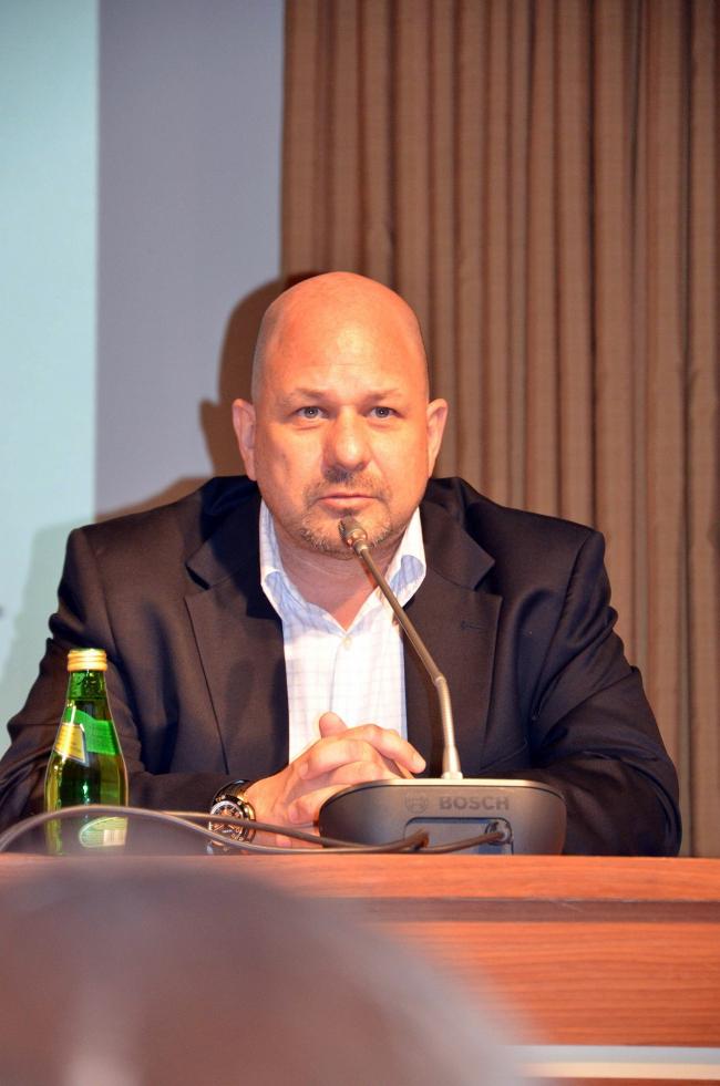 Вентворт Гари. Директор Дирекции по управлению проектом «Университет, ЦКП, Технопарк»