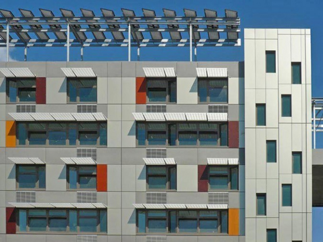 Жилой комплекс Via Verde. © Grimshaw Architects