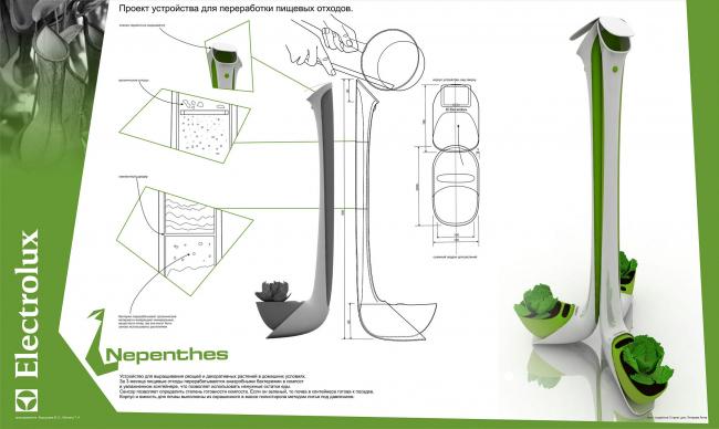 Проект «Зеленая сумка». А.Хитрова. МГХПА им. С.Г.Строганова, кафедра промышленного дизайна