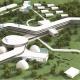 Архитектурная концепция санатория на 500 мест близ деревни Никитское в Подмосковье, Москва
