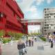 Конкурсный проект жилого комплекса на 1-й улице Бухвостова в Москве, Москва