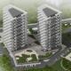 Архитектурно-градостроительное решение корпусов номер 5 и 6 жилого комплекса «Нагорная», Москва