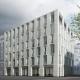 Проект гостиничного комплекса в Курсовом переулке, Москва