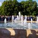 Компания «Сен-Гобен» подарила парку «Сокольники» фонтан