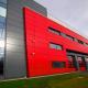 Пожаробезопасная фасадная система Qbiss One  для здания пожарной части в городе Прага