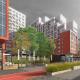 Жилой комплекс в районе Нагатинского затона, Москва