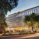 Бывшее здание посольства США в Лондоне – трансформация в отель, Лондон