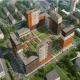 Многоэтажный жилой комплекс на ул. Черняховского, Москва