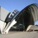 Железнодорожная cтанция TGV в аэропорту Лиона