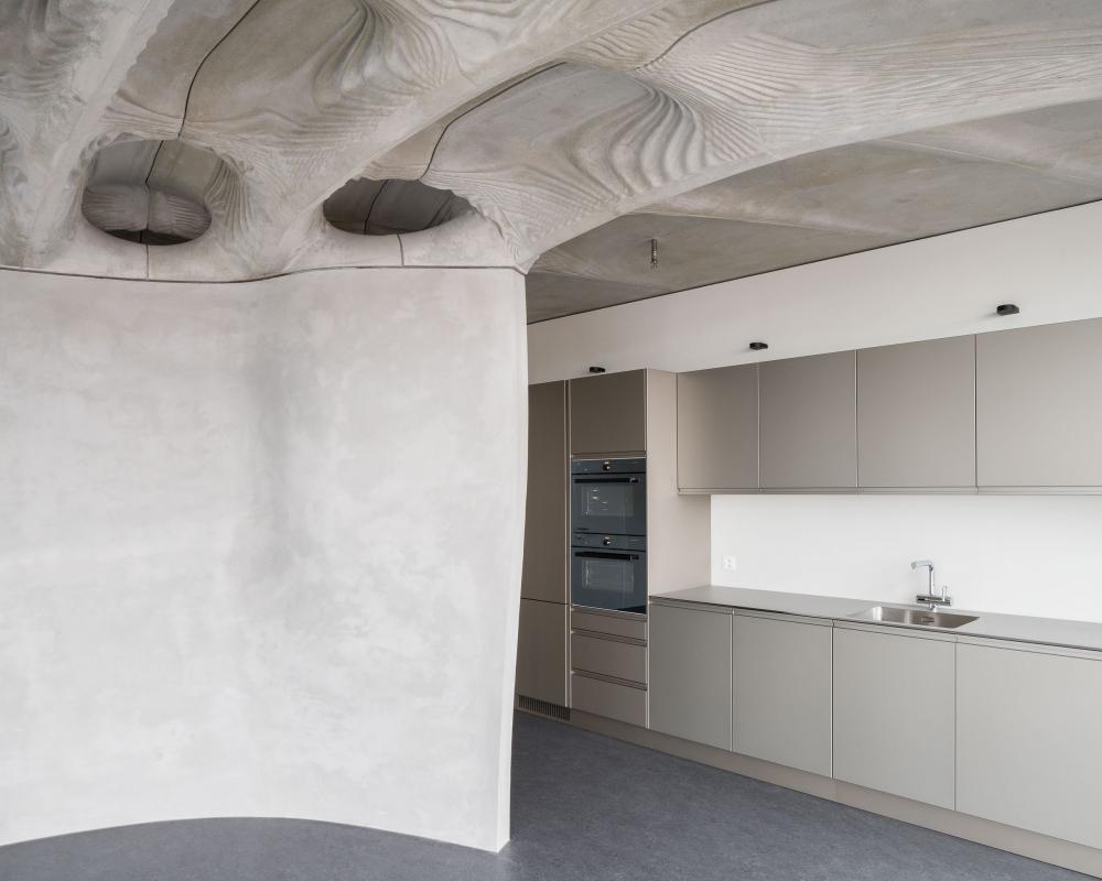 DFAB HOUSE<br>© NCCR Digital Fabrication / Roman Keller
