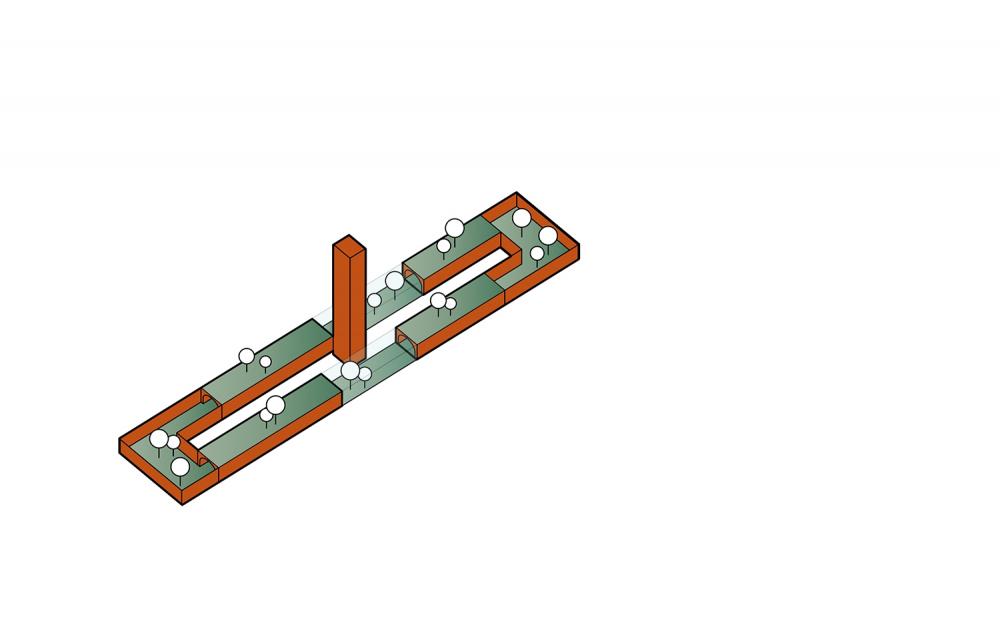 Художественный центр «Кирпичная башня»<br>© Interval Architects