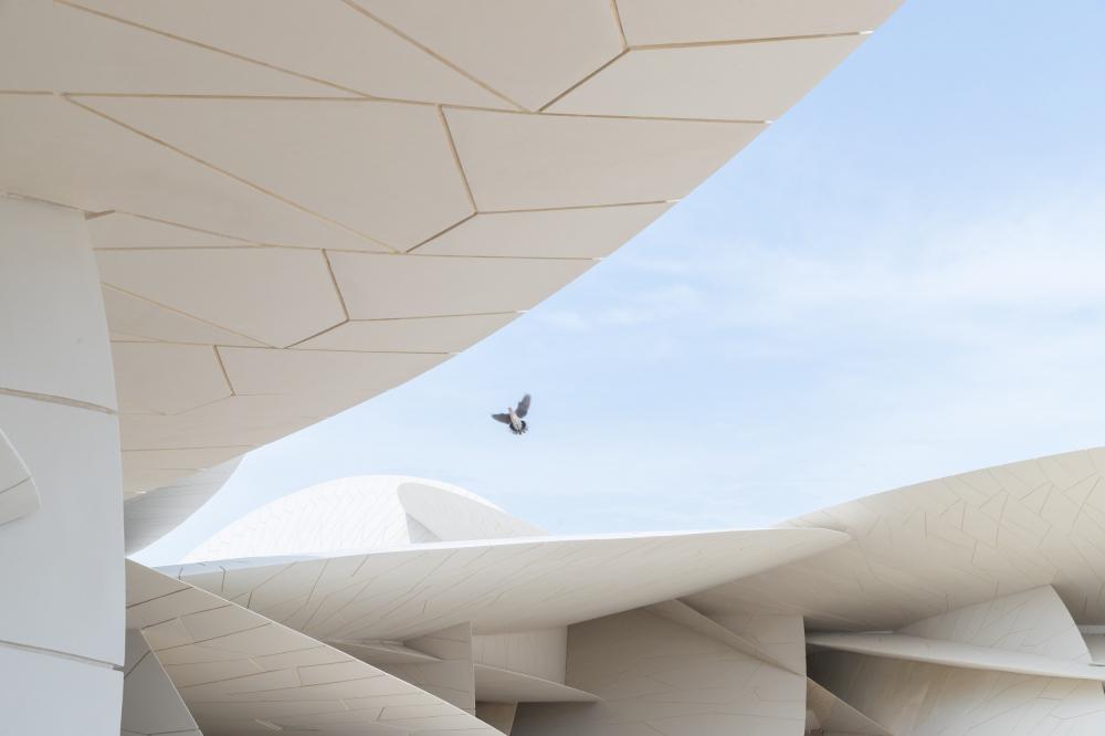 Национальный музей Катара<br>Фото © Iwan Baan