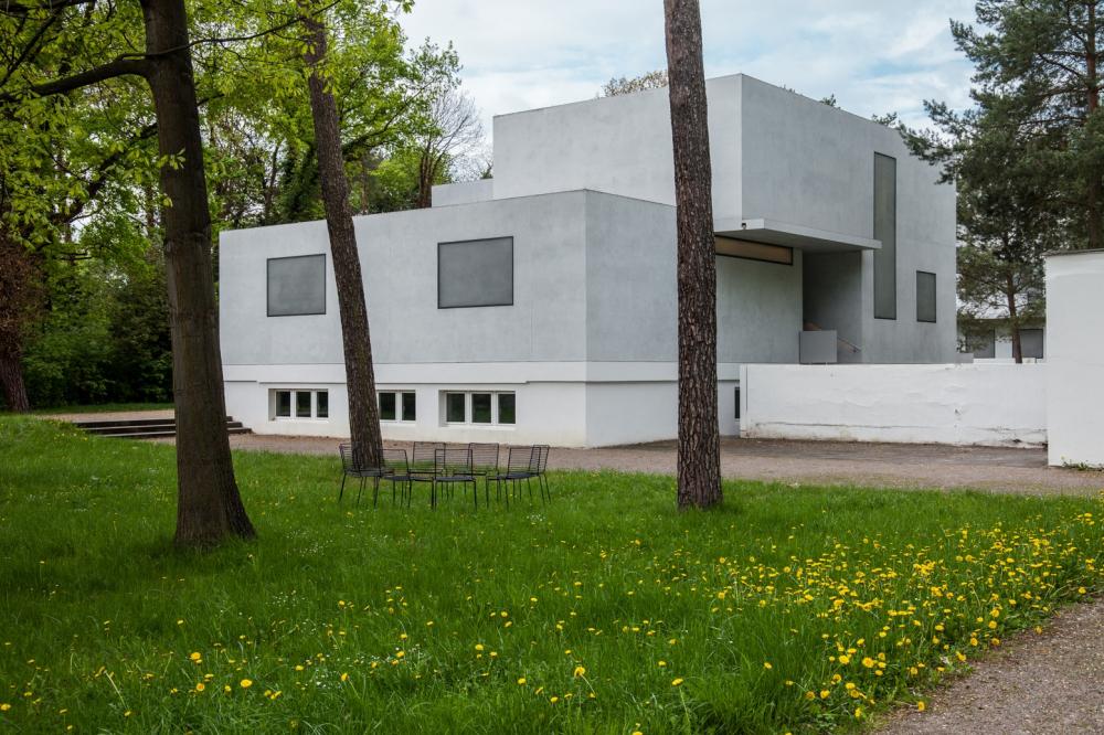 Дом Вальтера Гропиуса. Воссоздание. 2014<br>Фото © Денис Есаков