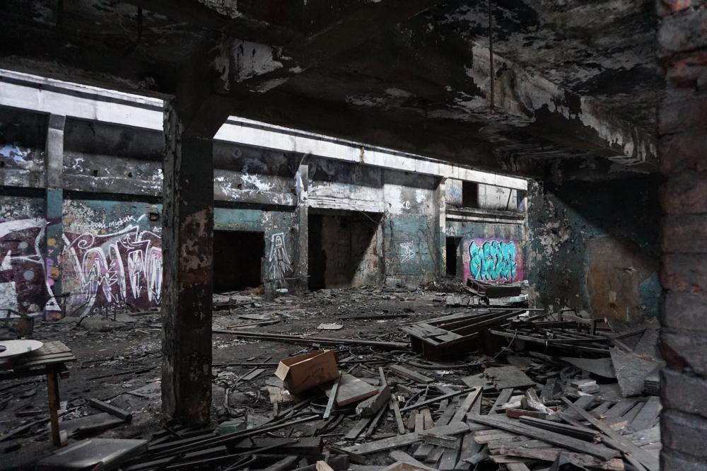 Завод «Красный треугольник», Петербург. Современное состояние<br>Фотография © Евгений Герасимов и партнеры