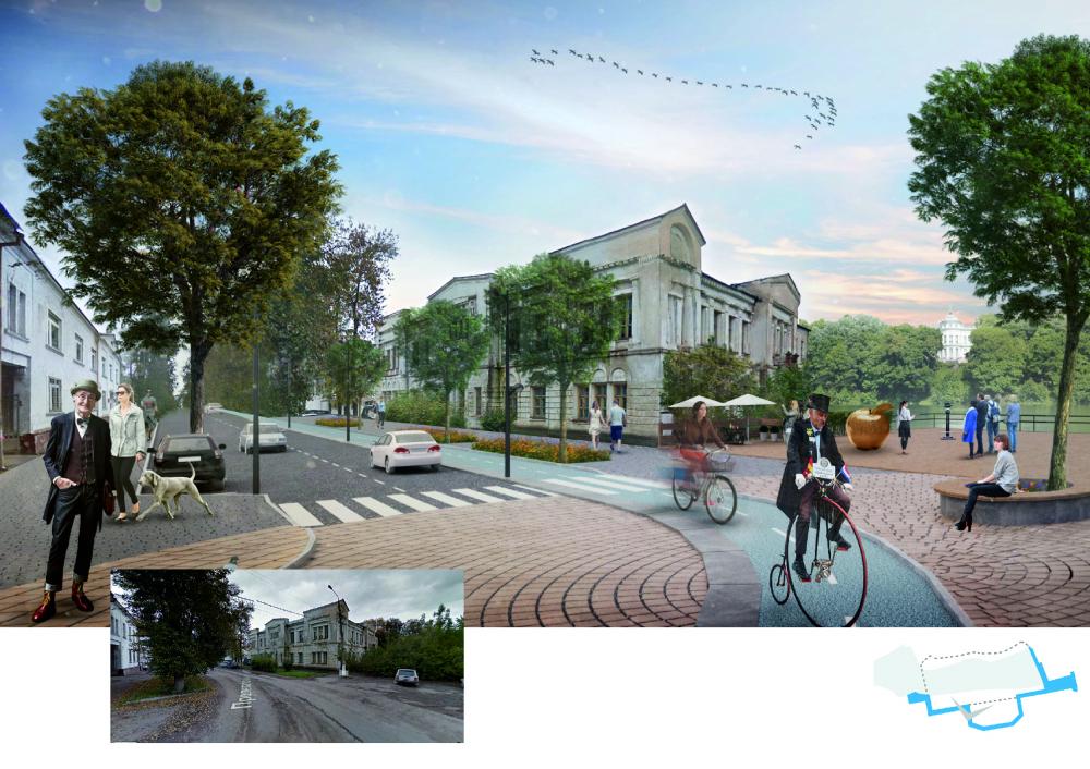 <br>© «Новая земля»+ NEFA architects + ARTEZA