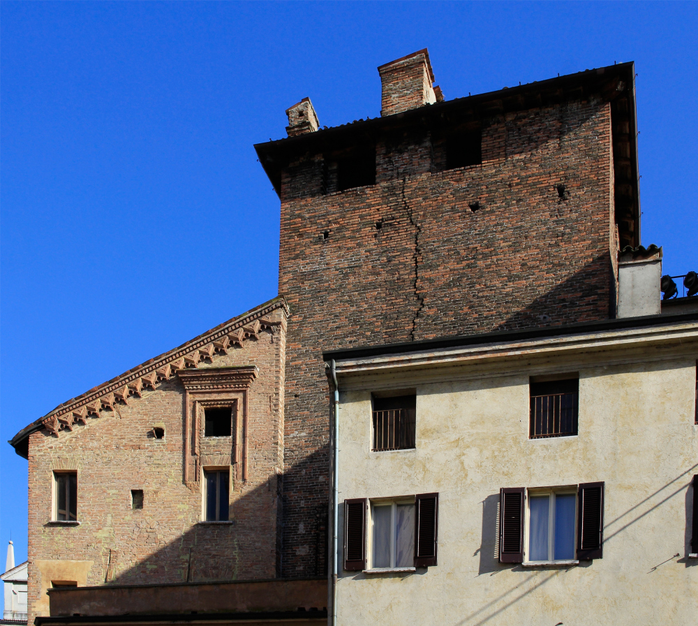 House of the tradesman, Mantua<br>Copyright: Photograph: Julia Tarabarina, Archi.ru