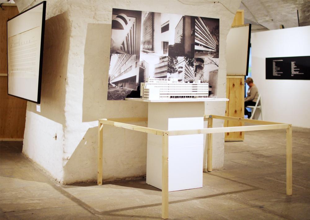 Выставка: «Герои АвангардСтроя. Архитектор Игнатий Милинис», музей архитектуры, 2019<br>Фотография: Архи.ру