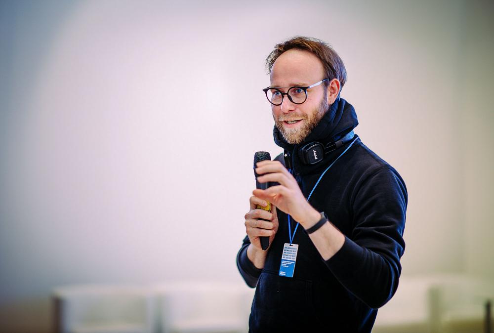 Андрей Киселев, Synthesis<br>Предоставлено Москомархитектуры