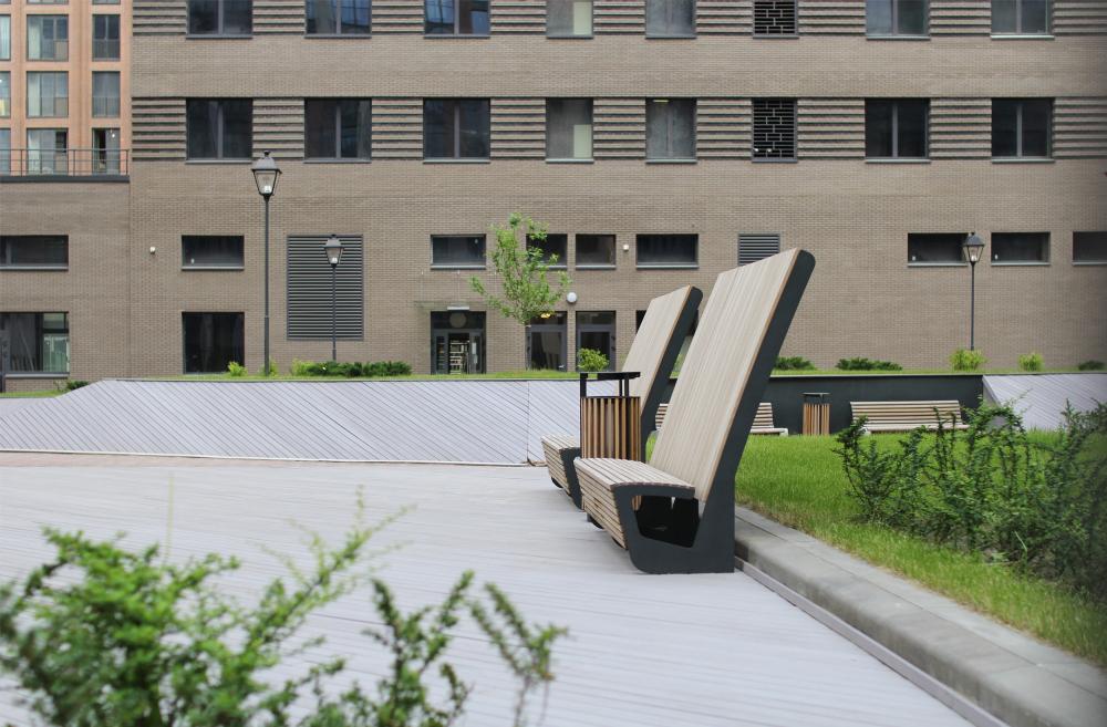 ZILART housing complex (Lot #4)<br>Copyright: Photograph: Archi.ru