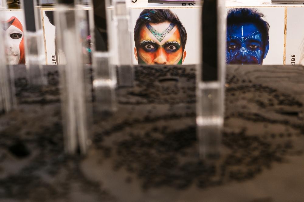 Проект Intribe.Me. Стенд на Арх Москве 2019 в рамках проекта «Дом будущего сегодня»<br>Предоставлено пресс-службой выставки Арх Москва