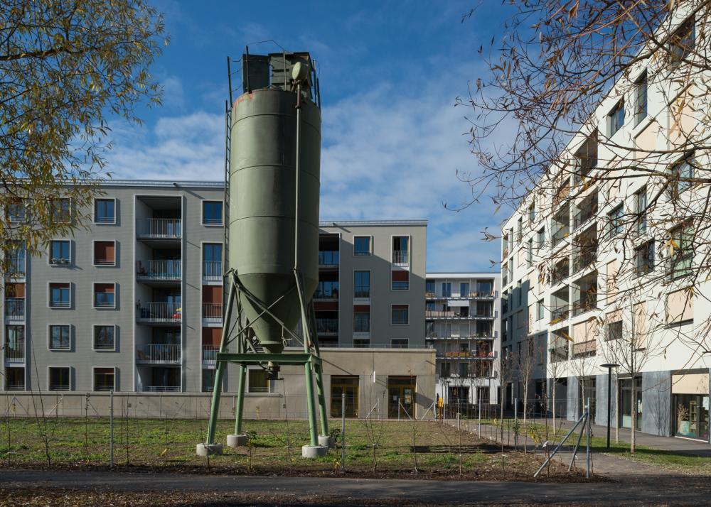 Швейцарский поселок Mehr als Wohnen (MAW)<br>Фото © Юрий Пальмин