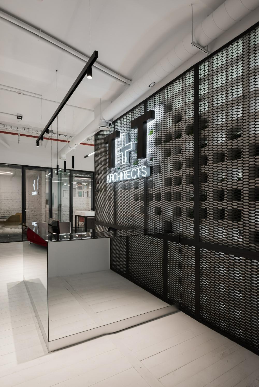 Т+Т Architects studio. Photograph<br>Copyright: © Ilia Ivanov