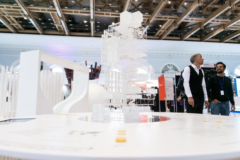 Коливинги: новый фомат жилья. Проект IND architects в рамках выставки-конкурса «Дом будущего сегодня»<br>Предоставлено: Арх Москва