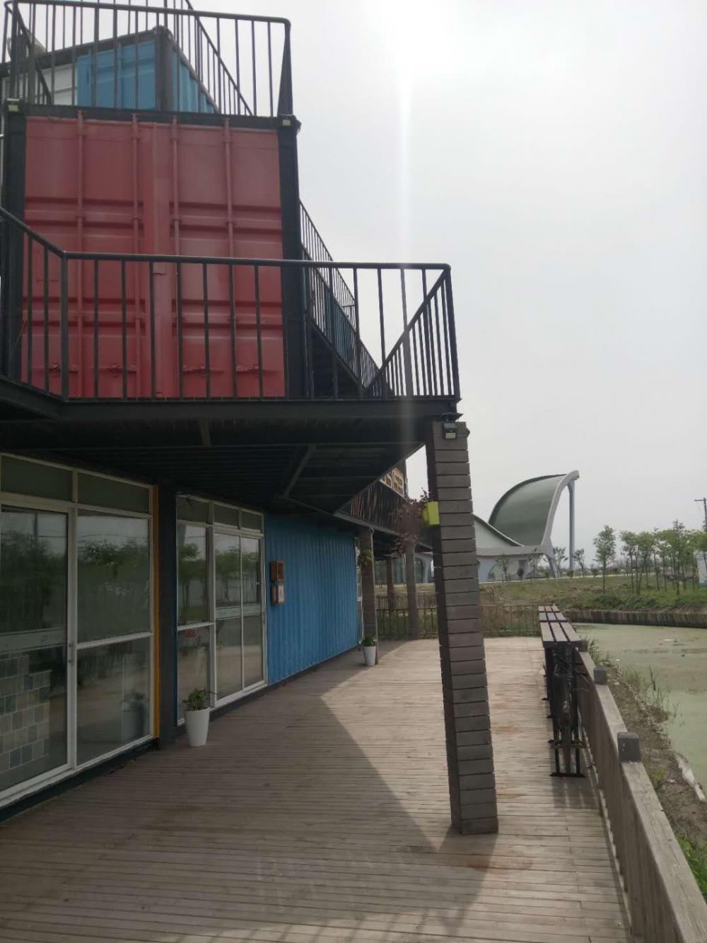 Павильон до реконструкции<br>© Yiduan Shanghai Interior Design