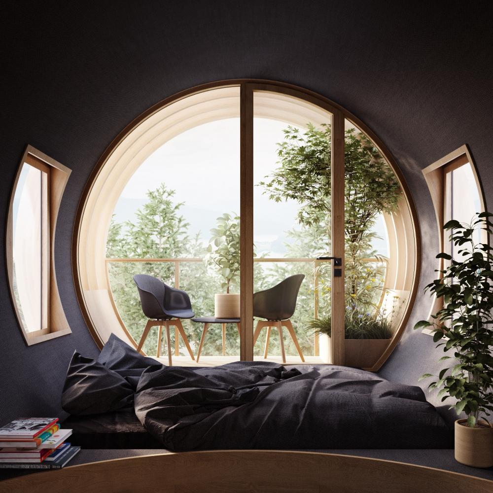 Дом на дереве «Берт»<br>© Precht