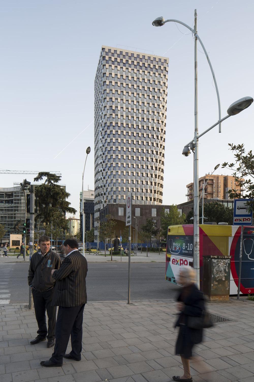 Башня TID<br>Фото © Stefano Graziani