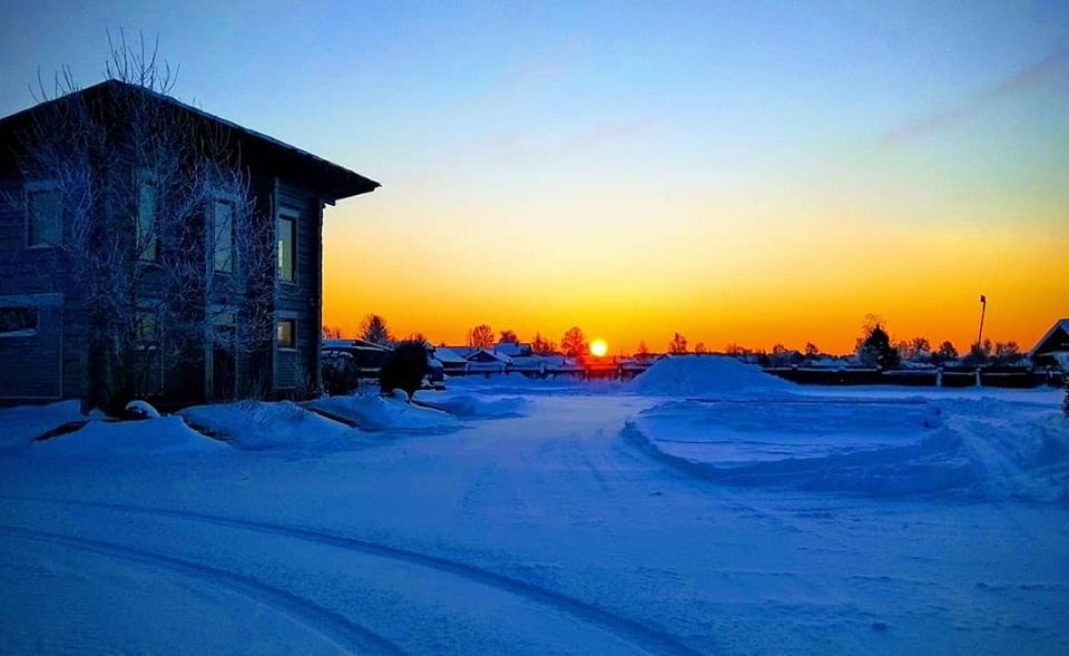 Дом Николая Белоусова на заводе под Галичем<br>© Древолюция