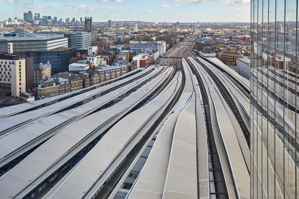 Реконструкция вокзала Лондон-бридж<br>Фото © Paul Raftery