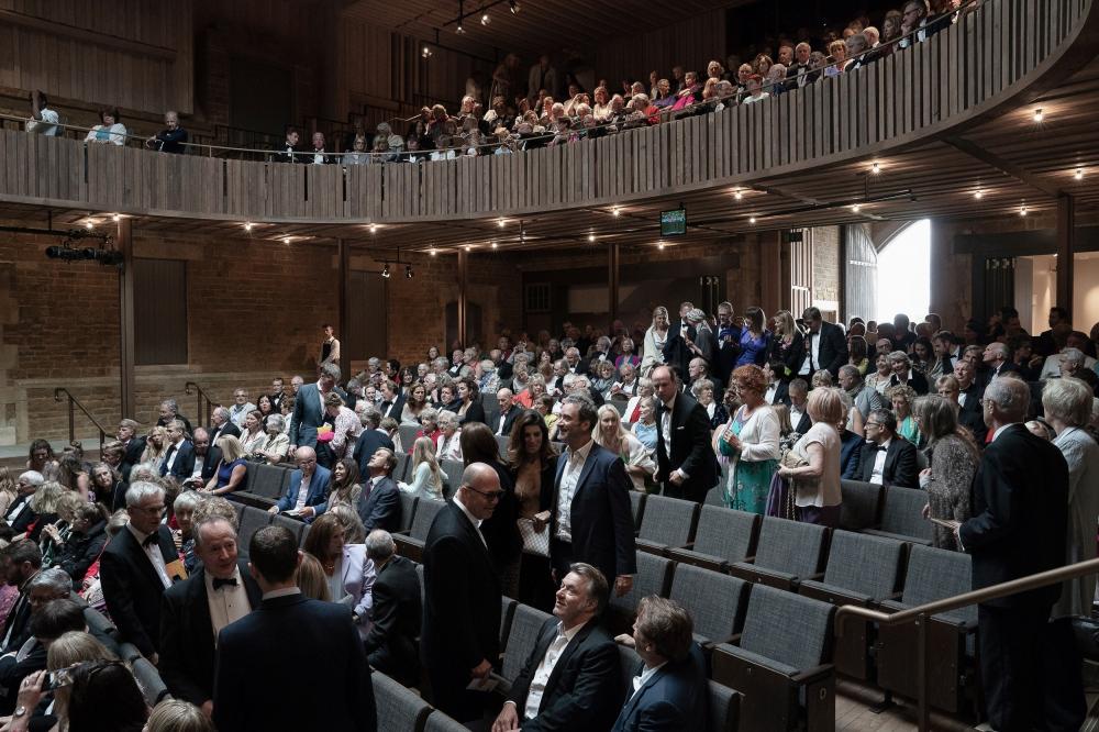 Оперный театр в имении Невилл-Холт<br>Фото © Manuela Barczewski