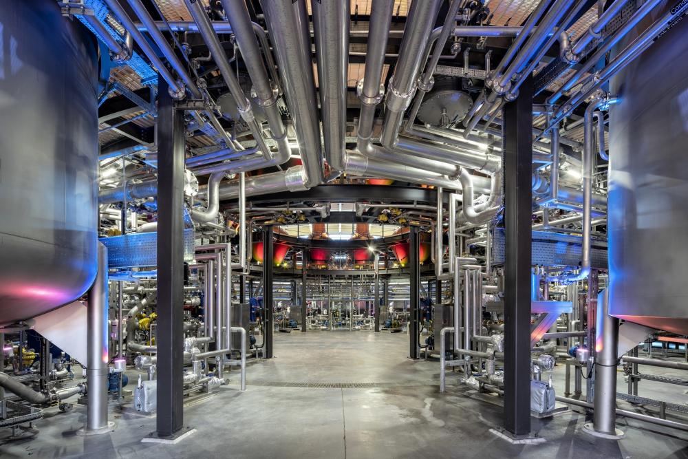 Завод Macallan по производству виски<br>Фото © Joas Souza